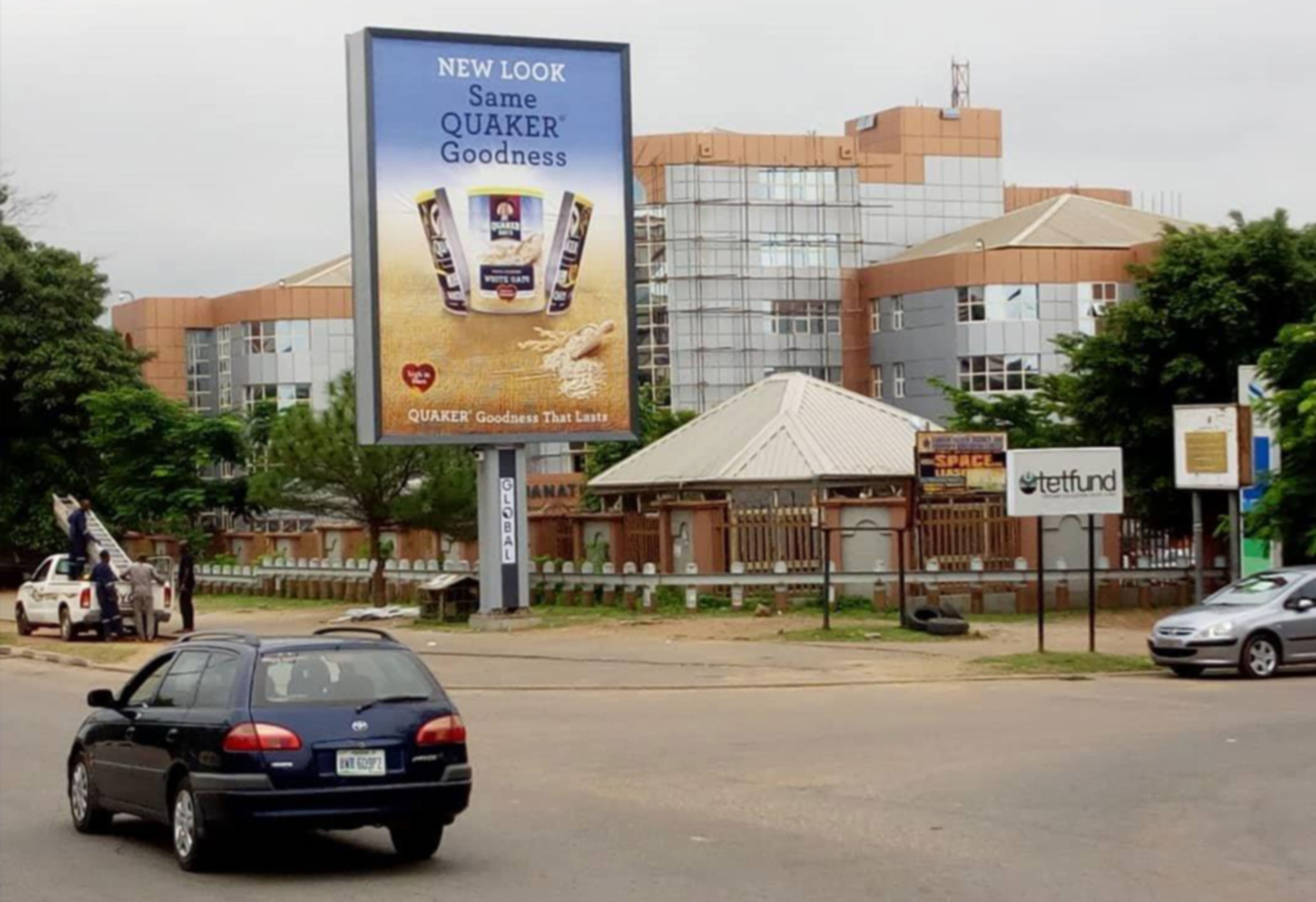 Global OOH Media ramps up investment in Nigeria with upgrade to its Abuja roadside network