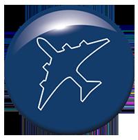 FP Icon Plane