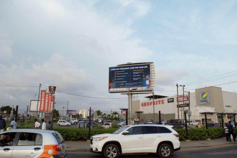 GLOBAL OUT OF HOME MEDIA SECURES PRIME DIGITAL SITE IN GHANA